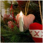Expert Wania Konstsmide LED Weihnachtskerzen 5er Pack kabellos, Erweiterung zum 10er Set