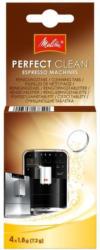 Melitta Perfect Clean Reinigungstabs für Kaffeevollautomaten, 4er Pack