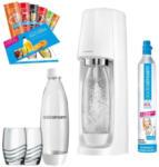 Expert König SodaStream Easy Promopack weiß Wassersprudler inkl. Zubehör