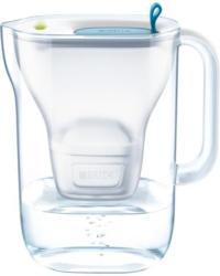 BRITA Style hellblau Tischwasserfilter 2,4l inkl. MAXTRA+ Kartusche