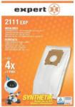 Expert Scharf Neulengbach Expert 2111 EXP Staubbeutel, Inhalt: 4 Beutel + 1 Filter