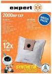 Expert ETECH Expert 2000 MP EXP Staubbeutel Megapack, Inhalt: 12 Beutel + 2 Filter