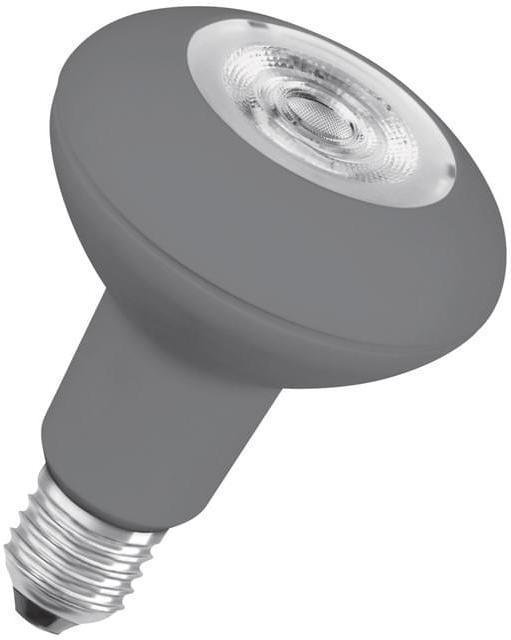 Osram 955042 LED-Reflektor R80 5,5W E27 36° dimm 360lm 2700K Ersatz für 64W, Lebensdauer 25.000h - 5 Jahre Herstellergarantie
