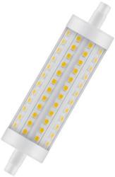 Osram 811850 LED-Line 15W R7s 118mm dimmbar 2000lm 2700K Ersatz für 125W, Lebensdauer 25.000h - 5 Jahre Herstellergarantie