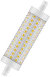 Osram 812130 LED-Line 15W R7s 118mm 2000lm 2700K Ersatz für 125W, Lebensdauer 15.000h - 4 Jahre Herstellergarantie