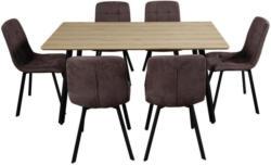 Tischgruppe Zürs