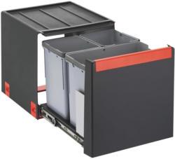 Abfallsammler Cube40  3fach