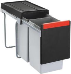 Abfallsammler Cube 30  2fach
