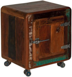 Rollcontainer Lissabon B: 50 cm Altholz