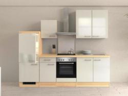 Einbauküche Küchenblock Möbelix Abaco 270cm Permutt