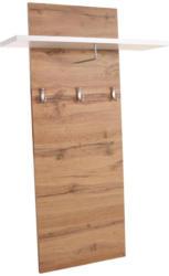 Garderobenpaneel Rivoli Eiche Wotan Dekor B/H: 80/130cm