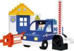 Möbelix Bausteine Unico Plus Polizeiwagen