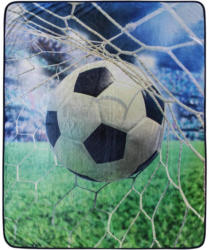Kuscheldecke Fussball