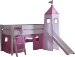 Spielbett Kim 90x200 cm Buche Massiv