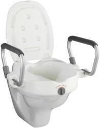 WC-Sitzerhöhung Secura inkl. Armlehnen