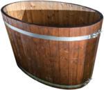 Möbelix Badezuber Oval 150x85x100 cm