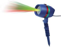 Laserstrahler Star Shower Motion inkl. Fernbedienung