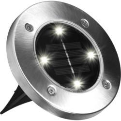 LED-Disk Lights 4er Set