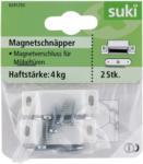 Möbelix Magnetschnäpper Haftstärke 4Kg, 2 Stück