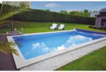 Möbelix Styroporpool Set Kwad Pool Std 8,0x4,0x1,5m