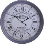 Möbelix Wanduhr Old Town DM: 77,5 cm