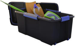 Aufbewahrungsbox Scuba L Premium 74l Schwarz