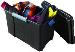 Aufbewahrungsbox Scuba XL Premium 106l Schwarz