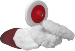 Poliermaschinen-Zubehörset 10-teilig