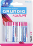 Möbelix Grundig Batterie Aa Alkaline 4er Pack