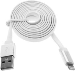 USB-Ladekabel Iphone Ladekabel Weiß 1m