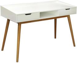 Schreibtisch Malmö 120cm Weiß