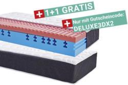 Komfortschaum-Matratze 3D Deluxe 90x200cm H2