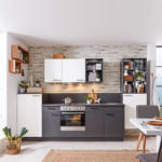 mömax Küchenblock Küchenblock Win 320 cm