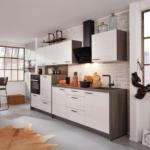 mömax Küchenblock Plan, in Eiche Weiß
