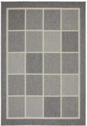 Flachwebeteppich Minnesota in Grau ca.120x170cm