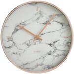 mömax Wr. Neustadt Uhr Priya in Grau/Weiss ca.Ø30,4cm