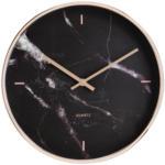 mömax Wr. Neustadt Uhr Priya in Schwarz ca.Ø30,4cm