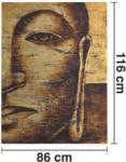 mömax Klagenfurt Bild Tibet I Goldfarben ca.86X116cm