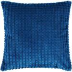 mömax Wels Kissenhülle Mary in Blau ca. 45x45cm