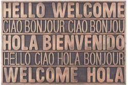 Fußmatte Welcome ca.40x60cm