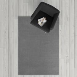 Handwebteppich in Grau ca.120x170cm 'Carolin'