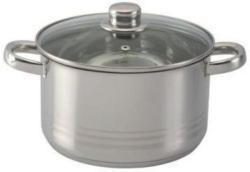 Kochtopf Paula Edelstahl 1,7 Liter