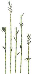 Dekosticker Bambus ca. 50x70cm
