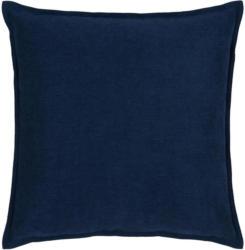 Zierkissen Poppy in Blau ca. 45x45cm