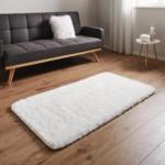 mömax Wels Teppich in Weiß ca.80x150cm 'Romy'