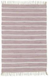 Handwebeteppich Toni in Rosa ca.80x150cm