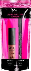 NYX PROFESSIONAL MAKEUP Set Lippenstift Soft Matte Lip Cream + Lipliner Pink Nude
