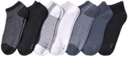 7 Paar Herren Sneaker-Socken im Set
