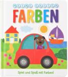 """Ernsting's family - FMZ Baby Buch """"Meine ersten Farben"""""""