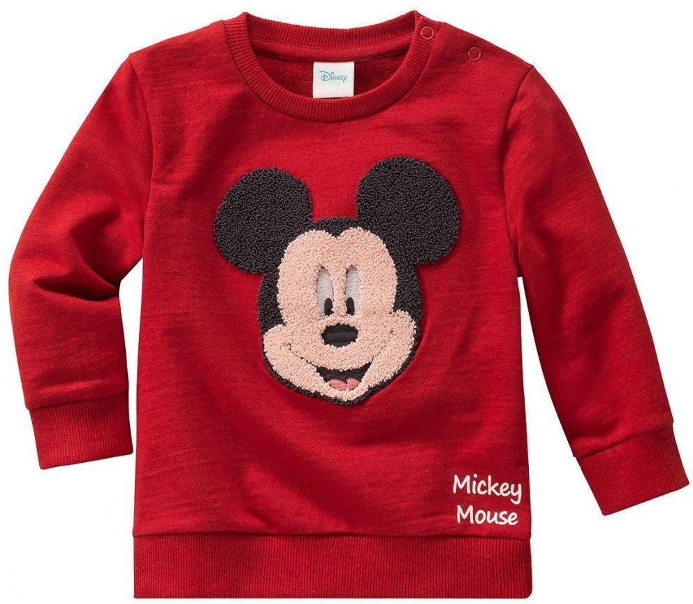 Micky Maus Sweathshirt mit Applikation | Ernsting's family